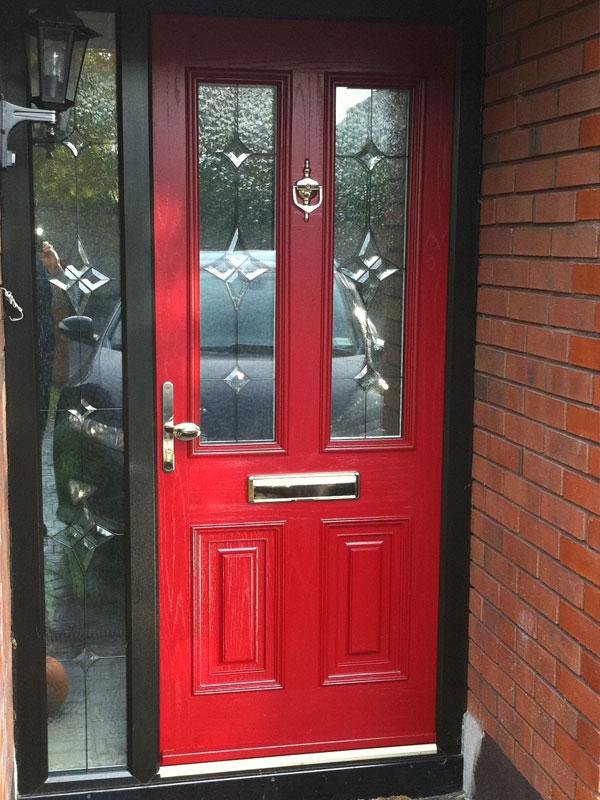 Palladio Doors | Oval Aluminium