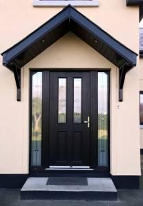 Brown-door