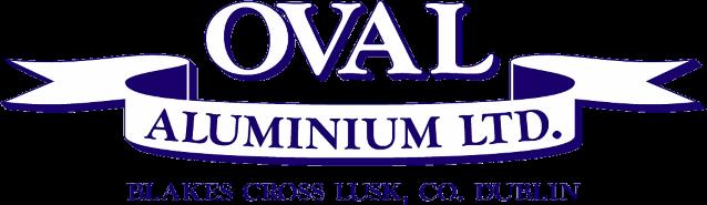 Oval Aluminium